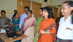 NEW RELEASE OF THE BOOK AND WEBSITE …AT LOHIYA ACADEMY  (5)