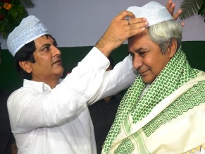 Naveen Patnaik Munna Khan Iftaar