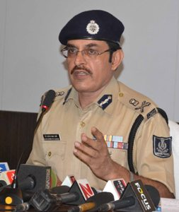 OKILA NKU POLICE RA MADA PRATIBADA RE BHUBANESWAR CP NKA PRESS MEET AT CP OFFICE  (5)