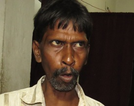 Odisha Child Sale case Shyam Chandra Rao