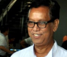 Prafulla Mallick, Minister, Steel & Mines
