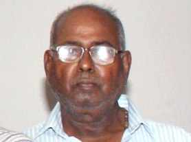 Prof Rajkishore Mishra