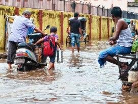 Cuttack after rain (source-telegraphindia.com)