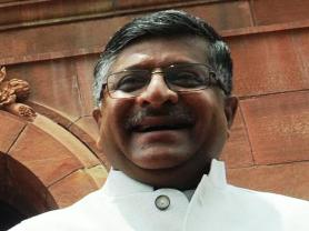 Union Law Minister