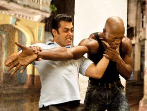 Salman in Ek Tha Tiger