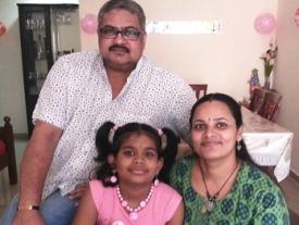 Santhosh Kumar ( source: fujairahnews.net)