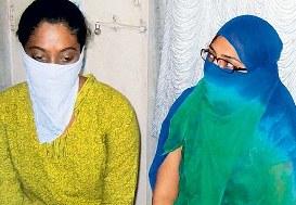 Shaheen Dhada & Renu Shrinivasan
