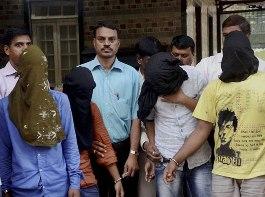 Shakti Mills gang-rape accused