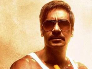 Singham Returns Ajay Devgn