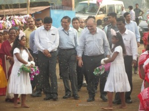 Tata Steel Dedicates Hostel for Girls at Gomardih