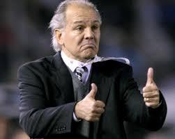 Argentina coach Alejandro Sabella