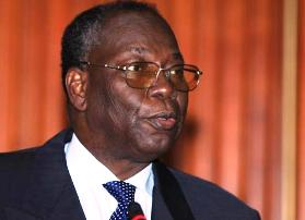 Cameroon's Vice Prime Minister Amadou Ali