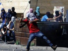 Palestine-Israel clash