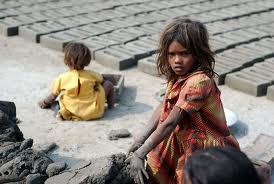 destitute children