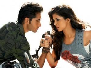 Armaan with Deeksha Seth