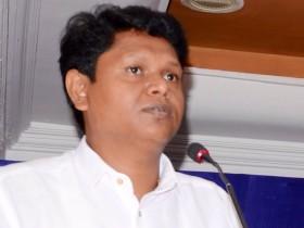 Pranab Prakash Das, Minister Energy