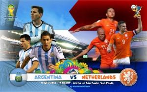 Argentina vs Nerherlands