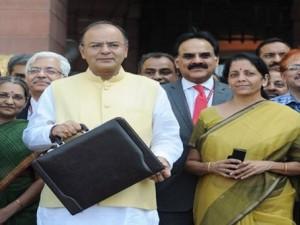 Arun Jaitley Budget