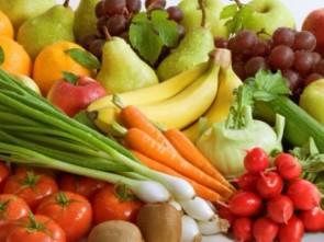 Organic food vegetables