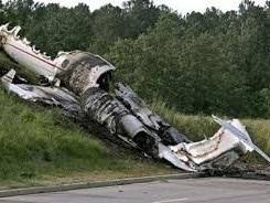 Algerian plane crash