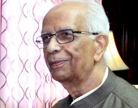 The Governor-designate of West Bengal, Keshari Nath Tripathi