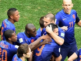 Netherlands win 3-0