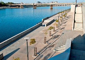 Sabarmati River-front Project, Gujarat