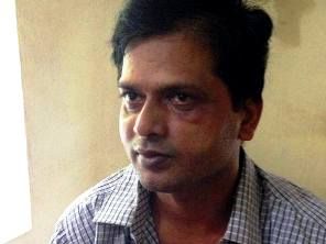 Sabyasachi after his arrest
