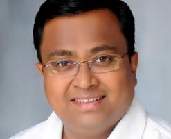 Dr Sasmit Patra, President, OMF