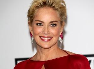 Sharon Stone at 56