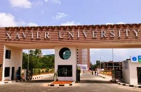xavier university bhubaneswar