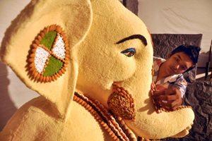 Pic:- Sandeep Mahankal/ IANS