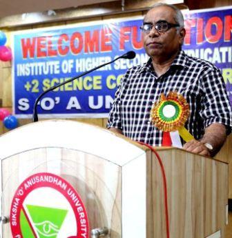 Prof Damodar Acharya