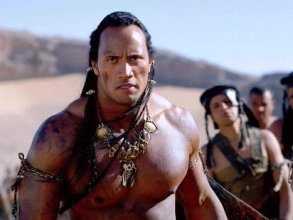 Dwayne Johnson in 'Hercules'