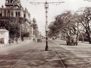 File pic of Madras (Chennai) in the 1870s