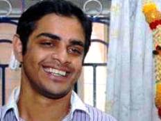 Gowda's son Karthik