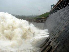 Hirakud dam ( File Pic)