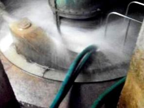 Leakage in the Turbine Chamber