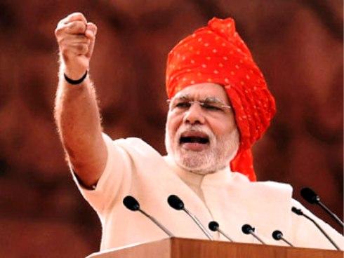 Modi I-Day speech