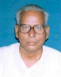 Mr Bhahmananda Biswal