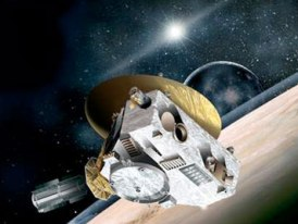New Horizons (pic credit: collectSPACE.com/Robert Z. Pearlman)