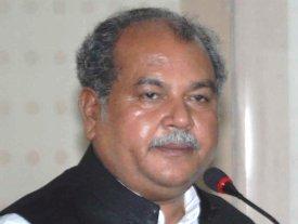 Narendra Singh Tomar, Union Minister, Steel & Mines