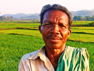 The Farmer deserves a salute from all of us (Pic- Ranjan Panda)
