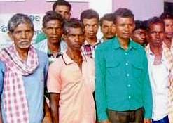Patapani villagers