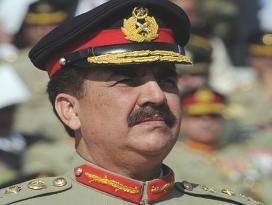 Raheel Sharif, Pak Army chief