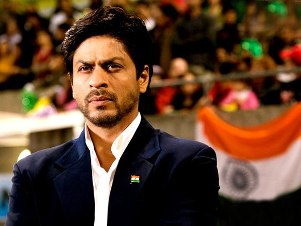 Shah Rukh in Chak De