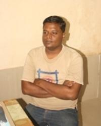 Bank fraud accused Manoj Kumar Sahoo (Photo: Bibhuti Sahoo)
