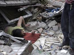 china quake