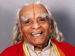 Yoga Guru BKS Iyengar