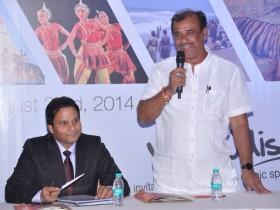 Ashok Pabda MR Patnaik Tourism